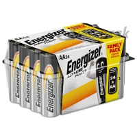 - Bateria Energizer - AA - LR6 - 24 szt. - Family Pack