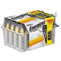 - Bateria Energizer - AAA - LR03 - 24 szt. - Family Pack